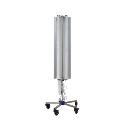 UV-C Desinfektionsturm